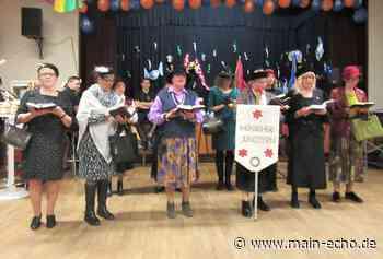 Kappenabend des Frauenbundes Niedernberg am 10.Februar 2020 im Pfarrheim - Main-Echo