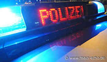 Niedernberg; Betrunken an der Fahrbahn ausgeruht und angefahren - Main-Echo