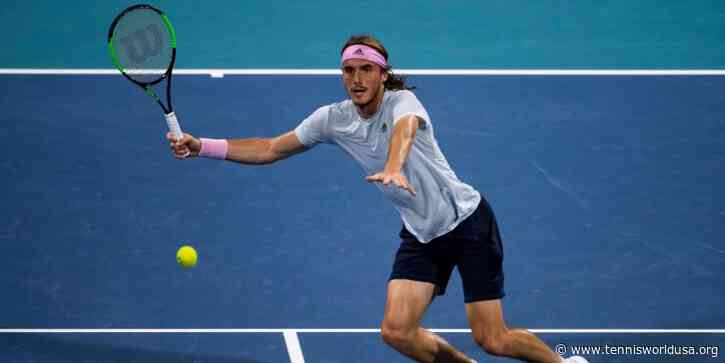 Stefanos Tsitsipas joins star-studded Eisenhower Cup player field