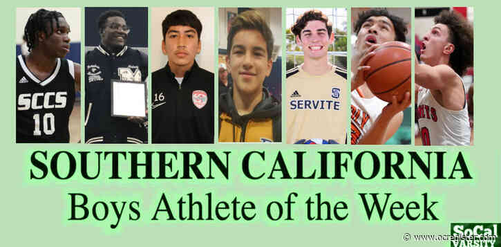 VOTE: Southern California Boys Athlete of the Week (Feb. 28)