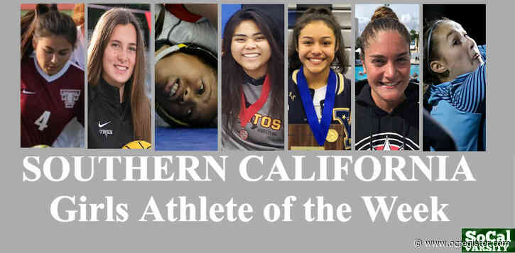 VOTE: Southern California Girls Athlete of the Week (Feb. 28)