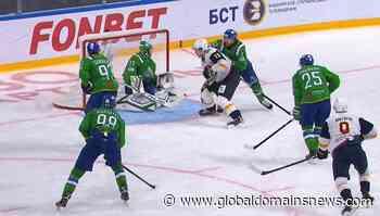 "KHL. ""Salavat Yulaev"" beat ""metallurg"" in overtime - The Global Domains News"