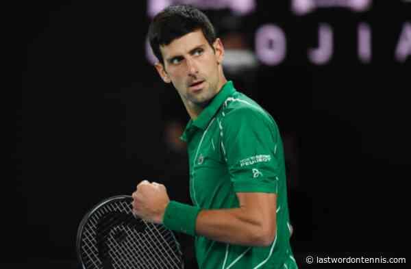 ATP Dubai Day 3 Predictions Including Novak Djokovic vs Philipp Kohlschreiber - Last Word on Tennis