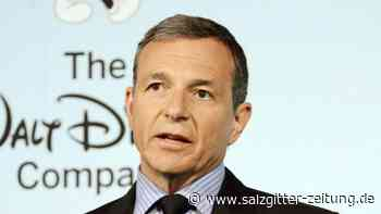 Überraschender Spitzenwechsel: Disney-Chef Bob Iger tritt zurück