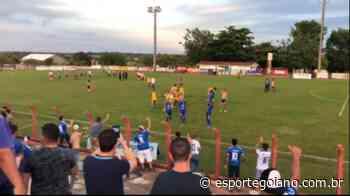 Goiatuba se aproxima das finais da Terceirona; Mineiros e Inhumas empatam - Esporte Goiano