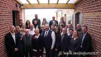 Municipales à Laventie : Jean-Marc Faidutti et ses colistiers veulent gérer la ville en équipe - La Voix du Nord