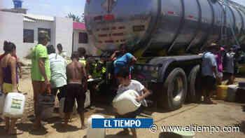 En Aguachica llevan 25 días sin el servicio de agua potable - El Tiempo