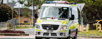 Mobility scooter rider hit by car in Nerang - myGC.com.au