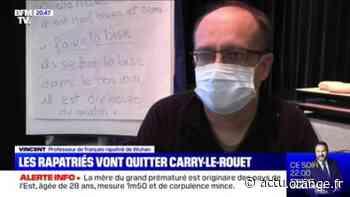 Coronavirus: les rapatriés de Wuhan vont quitter Carry-le-Rouet - Actu Orange