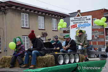 March 15, 2020: Wee Irish Fest parade and parties celebrate Vankleek Hill businesses - The Review Newspaper