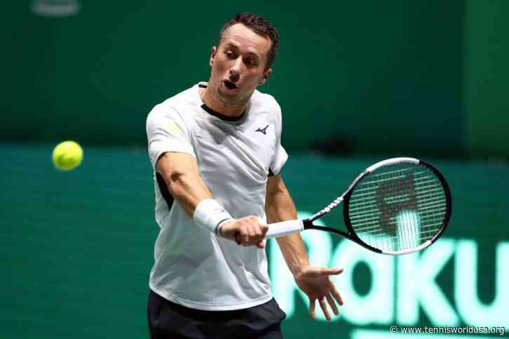 Philipp Kohlschreiber: 'I can't wait for Davis Cup in Germany, it could be my last'