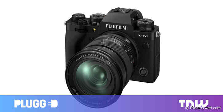 Fujifilm unveils the X-T4, its new and improved flagship mirrorless camera