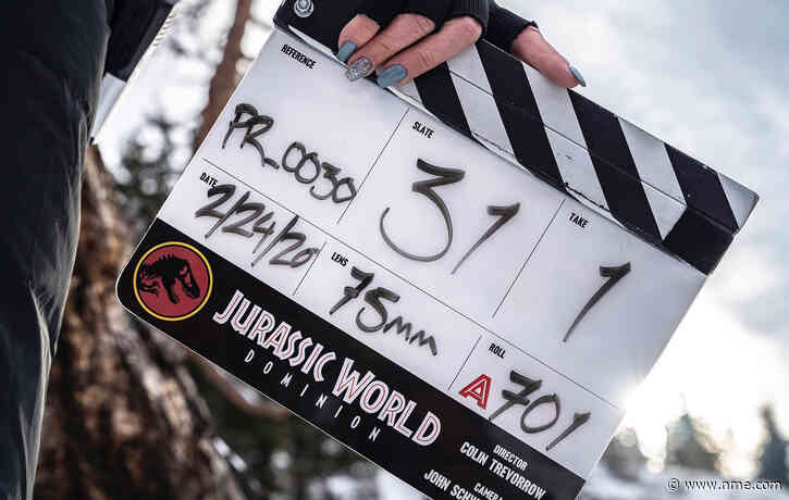 'Jurassic World 3' begins shooting and confirms film title