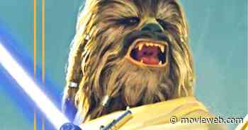 Star Wars: The High Republic Is Introducing The First Wookiee Jedi