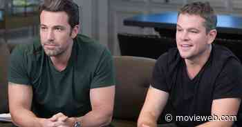 Ben Affleck Is a Little Nervous About His Matt Damon Reunion Movie The Last Duel