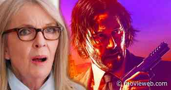 Why Is Diane Keaton Suddenly in John Wick 3?