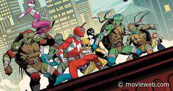 Turtle Rangers Revealed in Power Rangers / Teenage Mutant Ninja Turtles Comic
