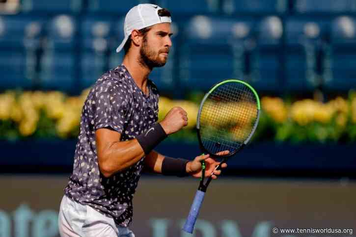 Karen Khachanov: 'I love Dubai and will spend more time here this year'
