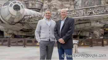 Disney CEO Bob Iger steps down in surprise announcement