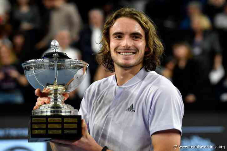 Inspired Stefanos Tsitsipas shares message with his fans after conquering Marseille
