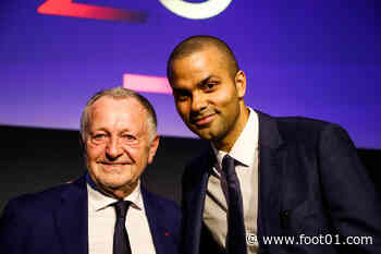 Foot OL - OL : Tony Parker bientôt président de Lyon ? - Olympique Lyonnais - Foot01.com
