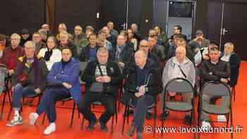 Linselles: Les pêcheurs de la Tanche d'or préparent l'ouverture de la saison - La Voix du Nord