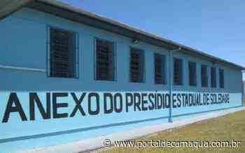Susepe entregam obras do Anexo do Presídio Estadual de Soledade e reativam vagas - Portal de Camaquã
