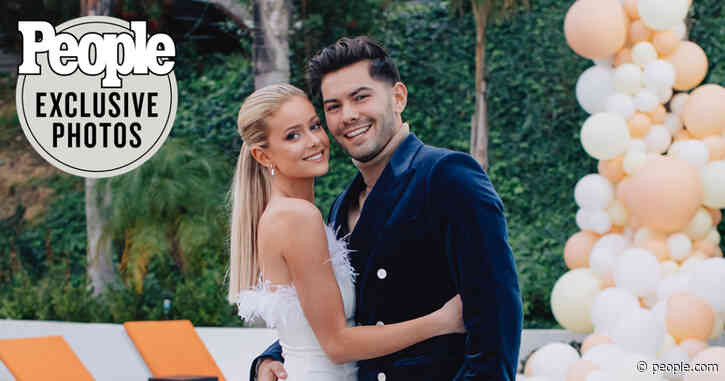 Inside Bachelor in Paradise Stars Hannah Godwin & Dylan Barbour's Chic Surprise Engagement Party
