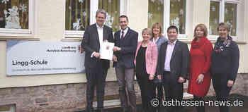 Land spendiert 250.000 Euro für den neuen Anbau an der Lingg-Schule - Osthessen News