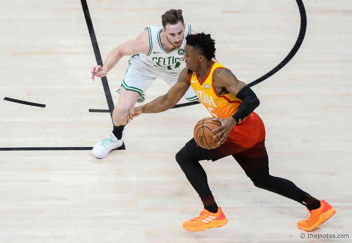Game Thread: Utah Jazz aiming to end losing skid vs Hayward, Celtics