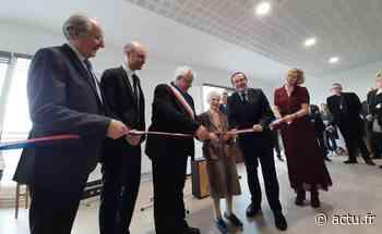 Yvelines. L'Ehpad Pierre-Bienvenu Noailles inauguré à Buc - actu.fr