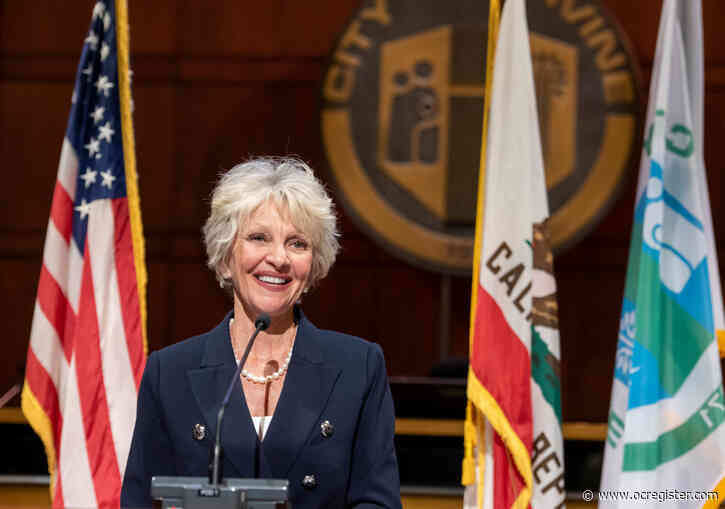 Irvine mayor's State of the City highlights environmental efforts, Great Park progress