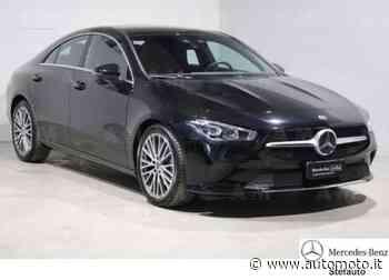 Vendo Mercedes-Benz CLA 200 d Automatic Sport usata a Castel Maggiore, Bologna (codice 7225435) - Automoto.it