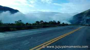 Sigue el corte en Ruta 40 Ciénaga de Paicone y Misa Rumi - Jujuy al Momento