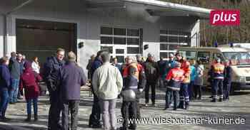 Malteser ziehen von Fischbach nach Eppstein - Wiesbadener Kurier