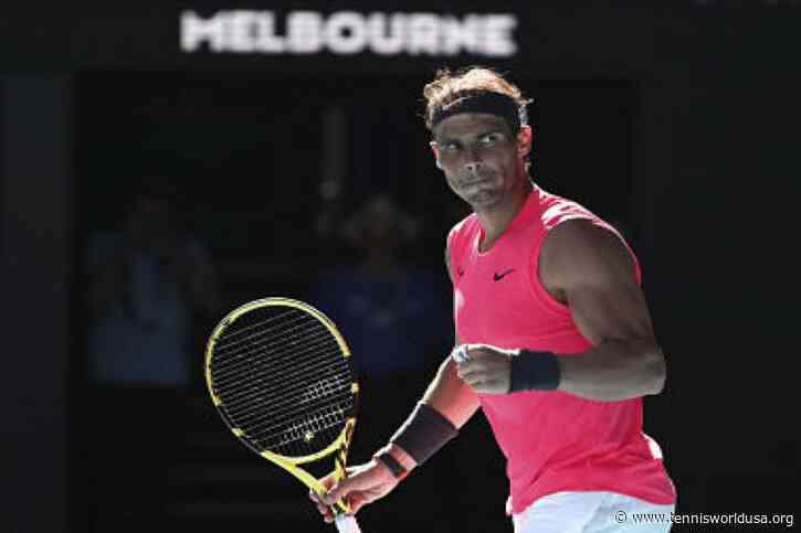 Mats Wilander: I think this year Rafael Nadal becomes GOAT on paper
