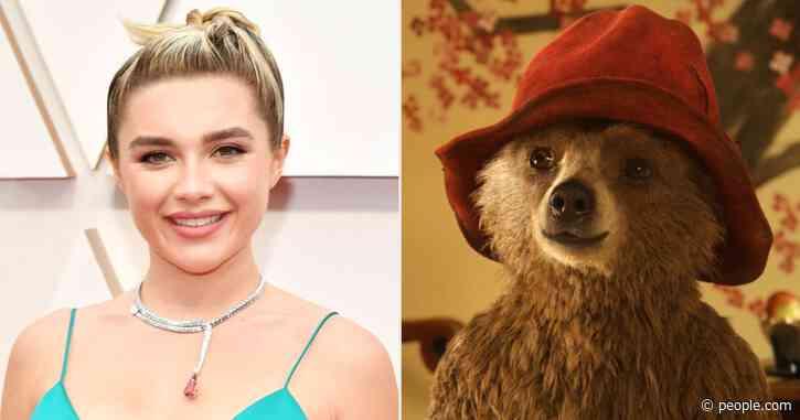 Florence Pugh Befriends Paddington Bear on Twitter Over Her Homemade Marmalade