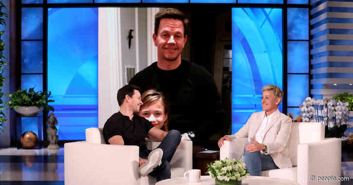 Mark Wahlberg's Daughter, 10, Refused to Dance with Him at Father-Daughter Event