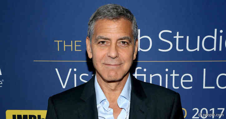 George Clooney 'Saddened' That Nespresso Reportedly Used Coffee from Farms Utilizing Child Labor