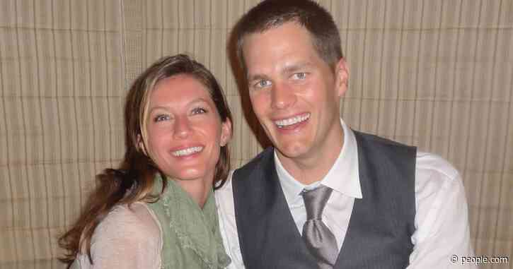 Tom Brady and Gisele Bündchen Celebrate 11th Wedding Anniversary with Sweet Throwback Photo