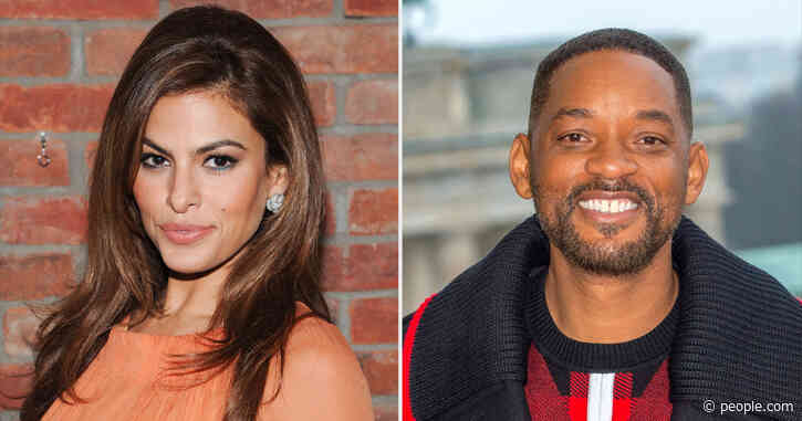 Eva Mendes Wants to Reunite with Will Smith for a Hitch Sequel: 'Let's Do This'