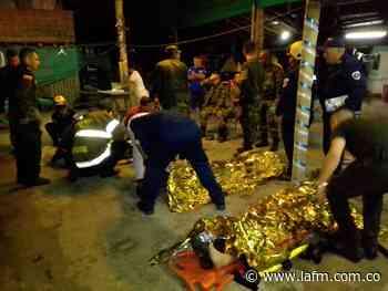 Nueve soldados heridos por caída de un rayo en Villeta, Cundinamarca - La FM