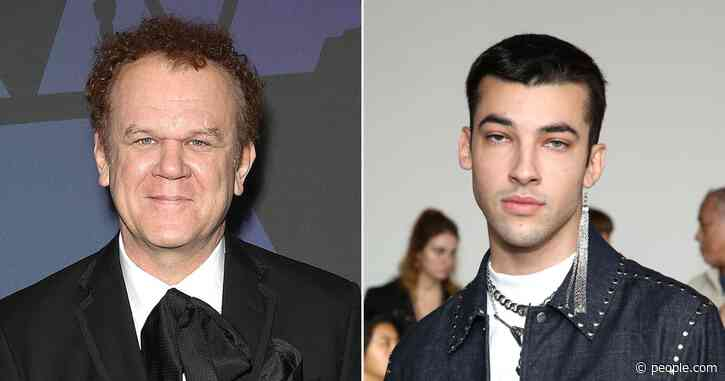 John C. Reilly's Son Leo, 22, Is a Famous TikTok Star, Musician and Model — See Him Sing!