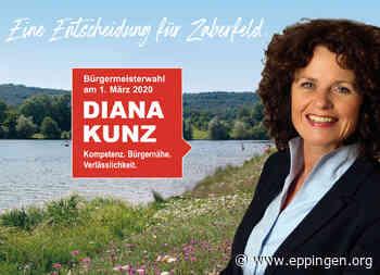 ▷ Diana Kunz für Zaberfeld - Eppingen.org