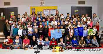 'Coins for Koalas' draws hefty donations at Palatine school