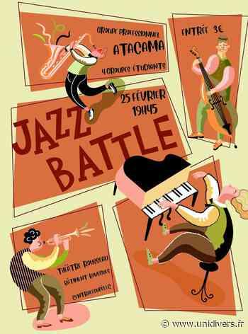 Jazz Battle CentraleSupélec – Bâtiment Bouygues – Théâtre Joël Rousseau Gif-sur-Yvette 25 février 2020 - Unidivers