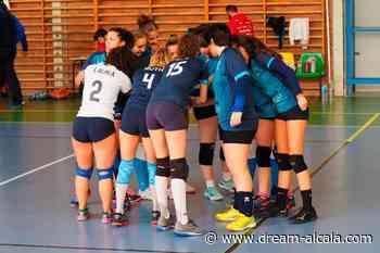 Las chicas del Club Voleibol Alcalá vuelven a ganar - Dream! Alcalá