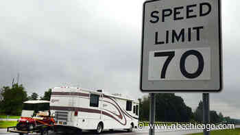 Proposed Bill Aims to Raise Speed Limit on Illinois Highways