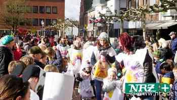 Uedem feiert Kinderkarneval vom Feinsten - NRZ