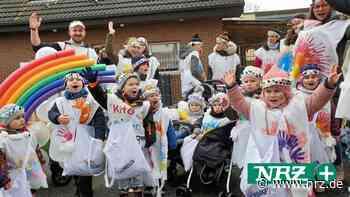 Uedem: Die schönsten Fotos vom Kinderkarnevalsumzug - NRZ